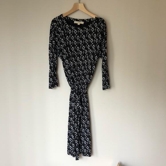 LOFT Dresses & Skirts - Loft Tie Waist Dress